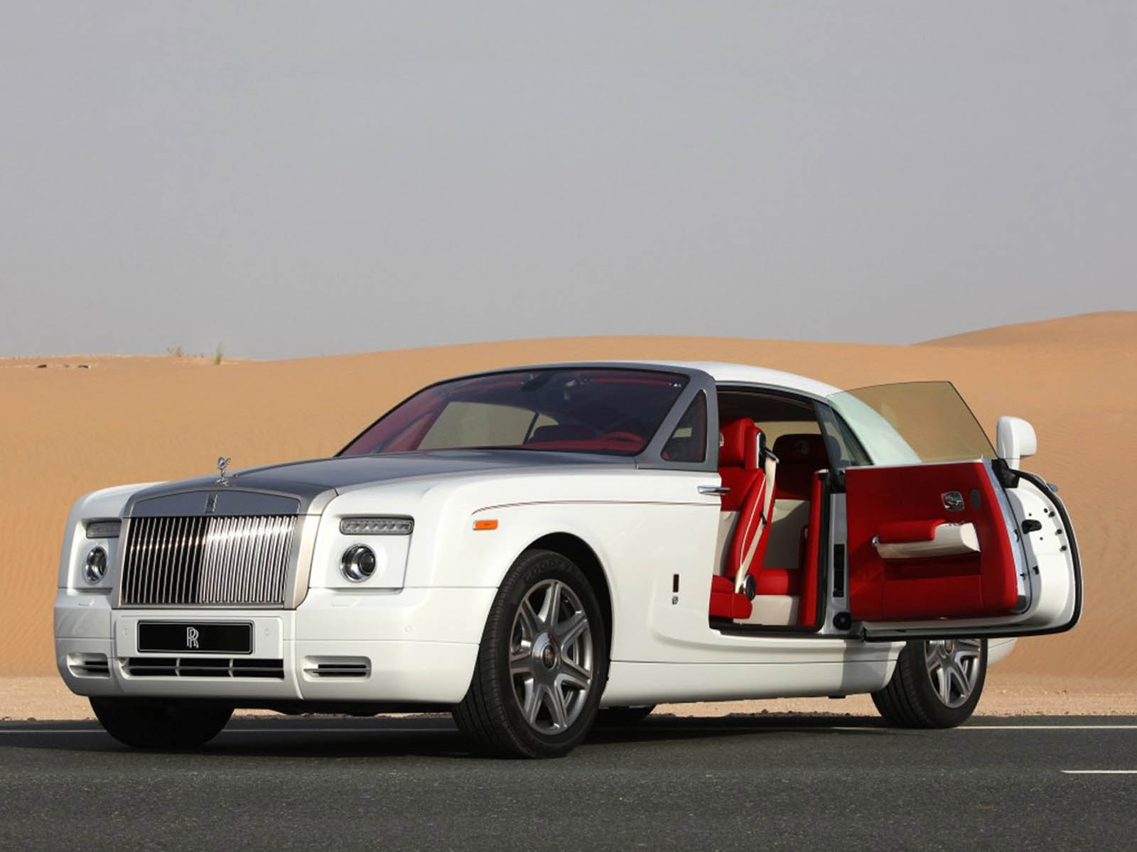 Free Download Wallpapers Rolls Royce Phantom Coupe Car