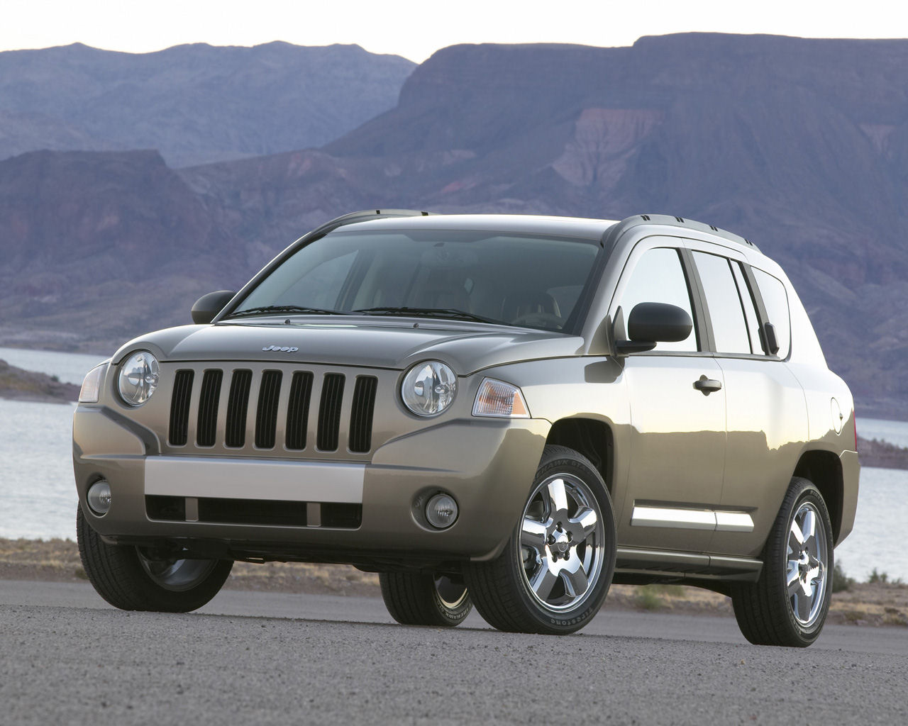 on the Jeep Compass wallpaper below and choose Set as Background 1280x1024