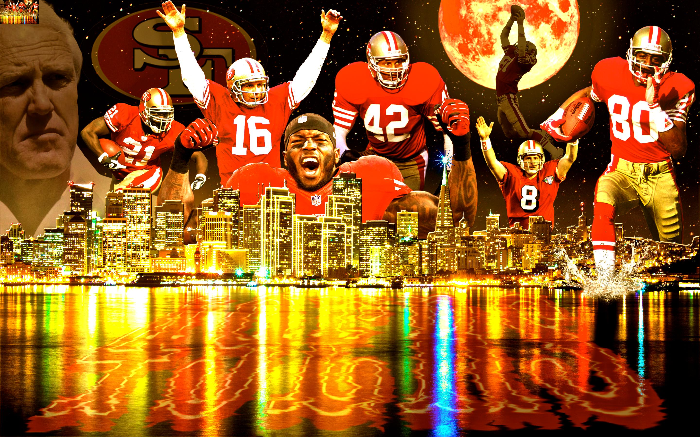 San Francisco 49ers Backgrounds HD 2880x1800