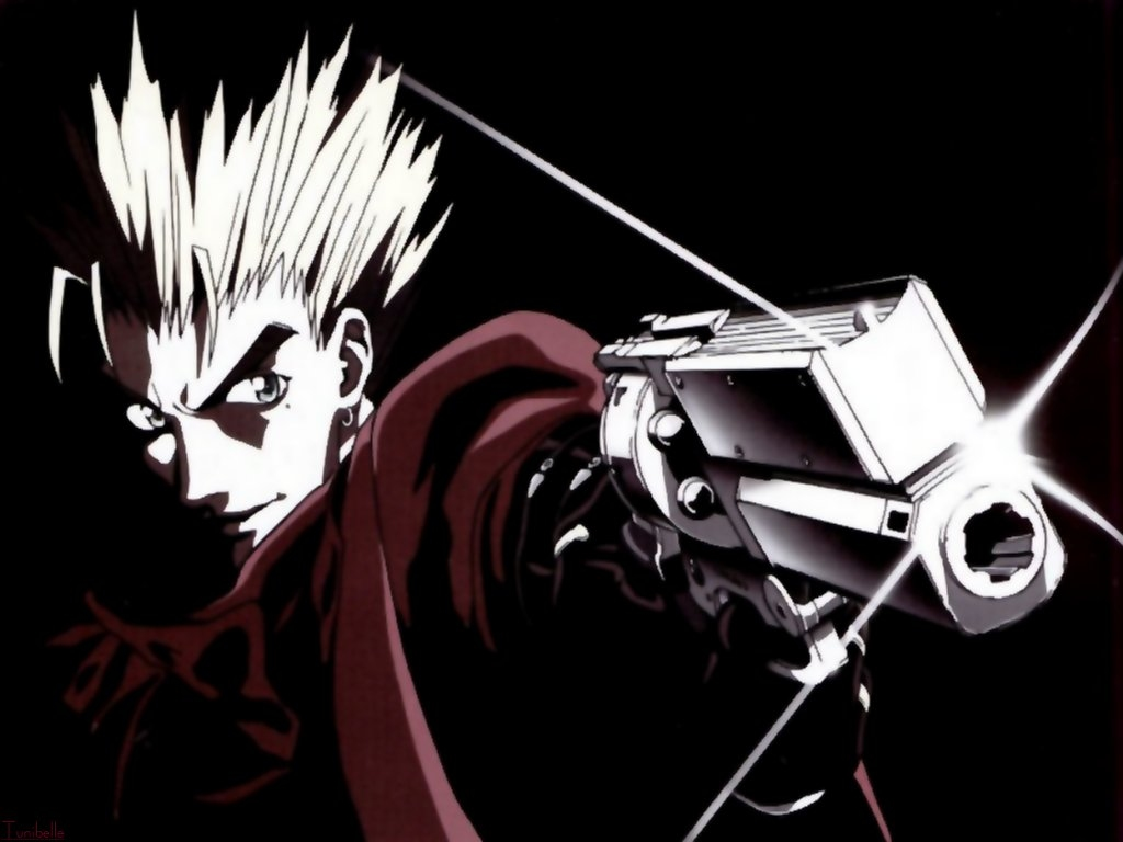 Trigun Wallpaper Wallpapersafari