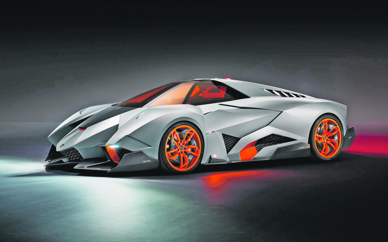 Lamborghini Egoista Concept 6 wallpaper 2880x1800