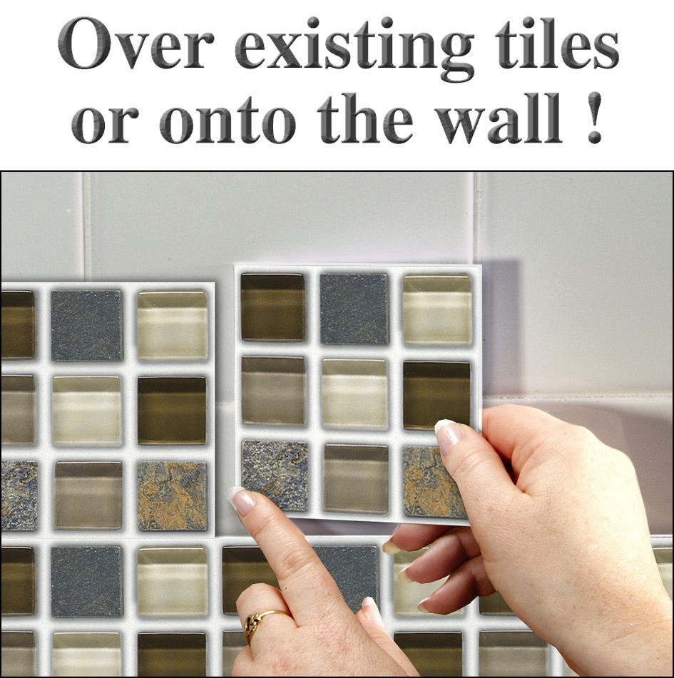 how to keep floor tiles sticking to the wallpaper
