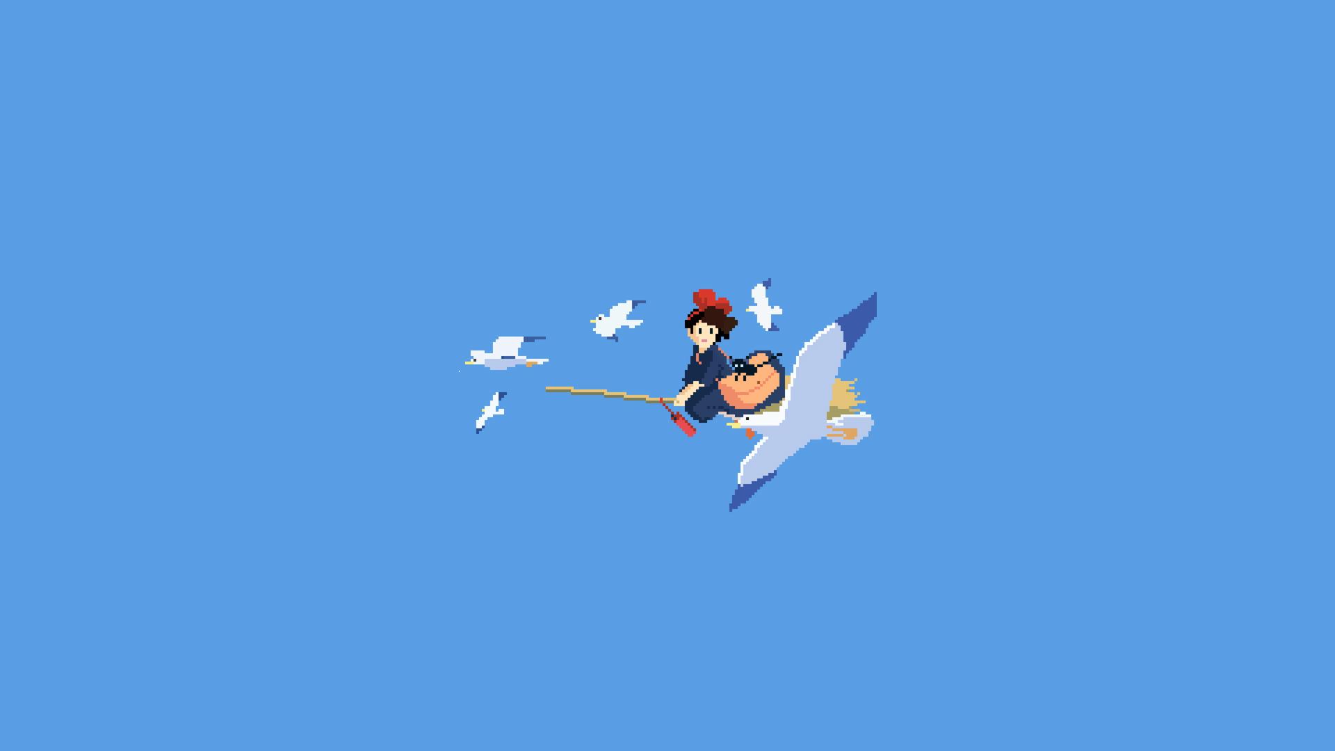 Studio Ghibli Backgrounds 1920x1080