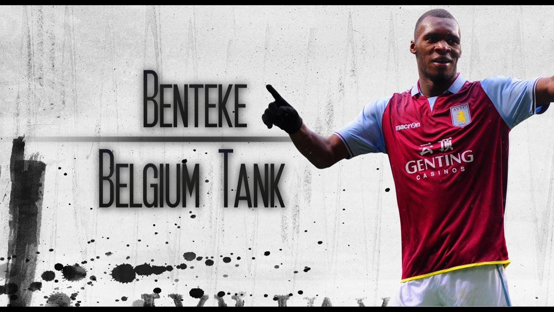 Christian Benteke Football Wallpaper 1920x1080