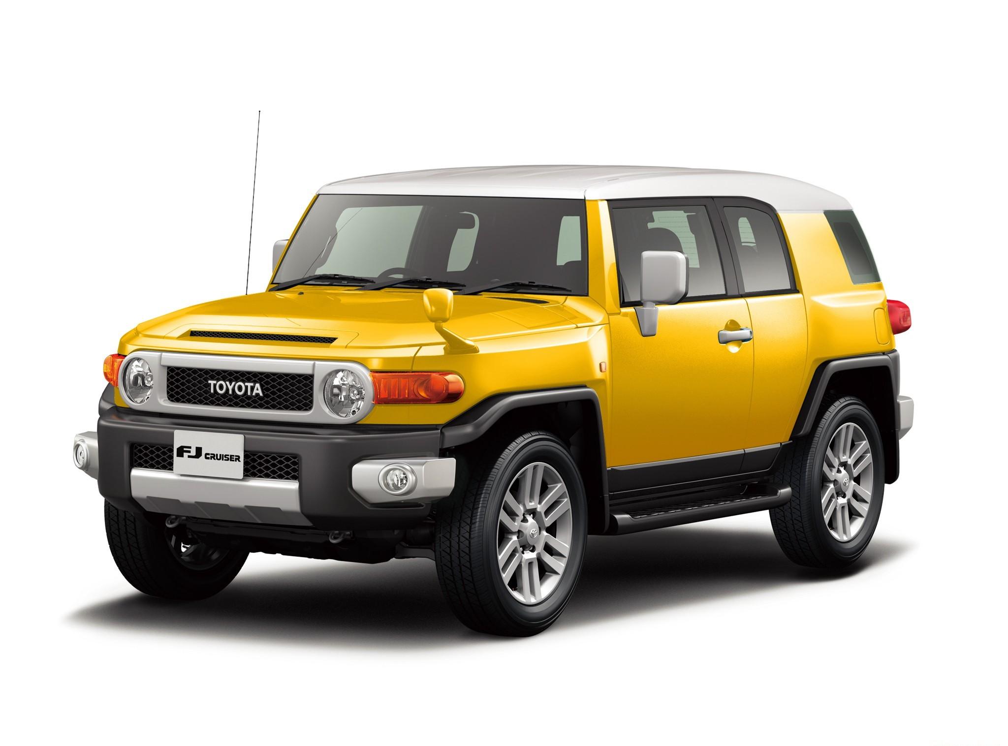 Toyota FJ Cruiser Computer Wallpapers Desktop Backgrounds 2048x1516