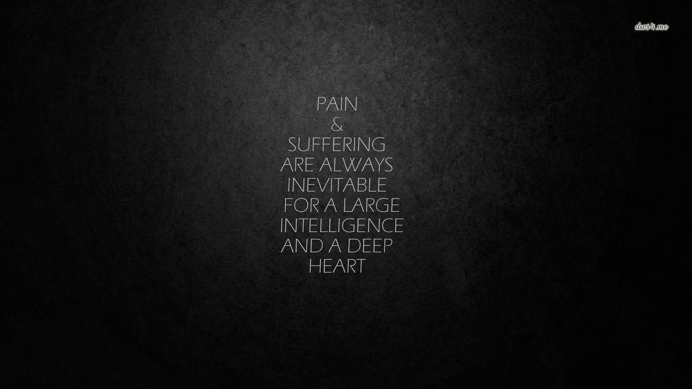 Deep Dark Quotes Wallpapers Wallpapersafari