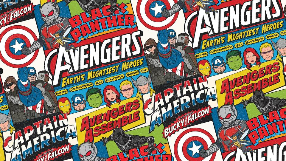 Make Your Video Calls Worthy With These Backgrounds Marvel 960x540