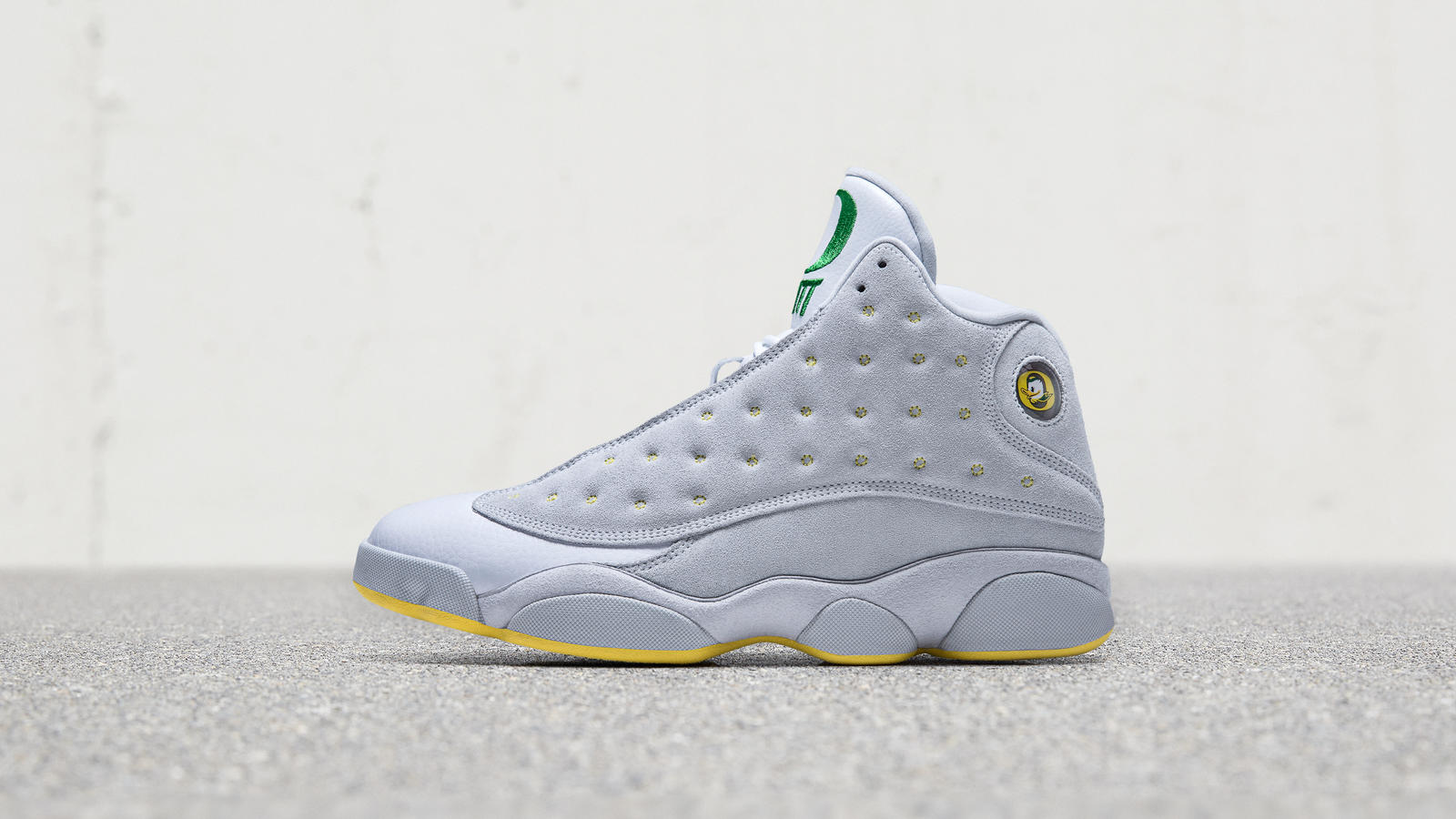 Jordan XIII University of Oregon Basketball FF   Nike News 1600x900