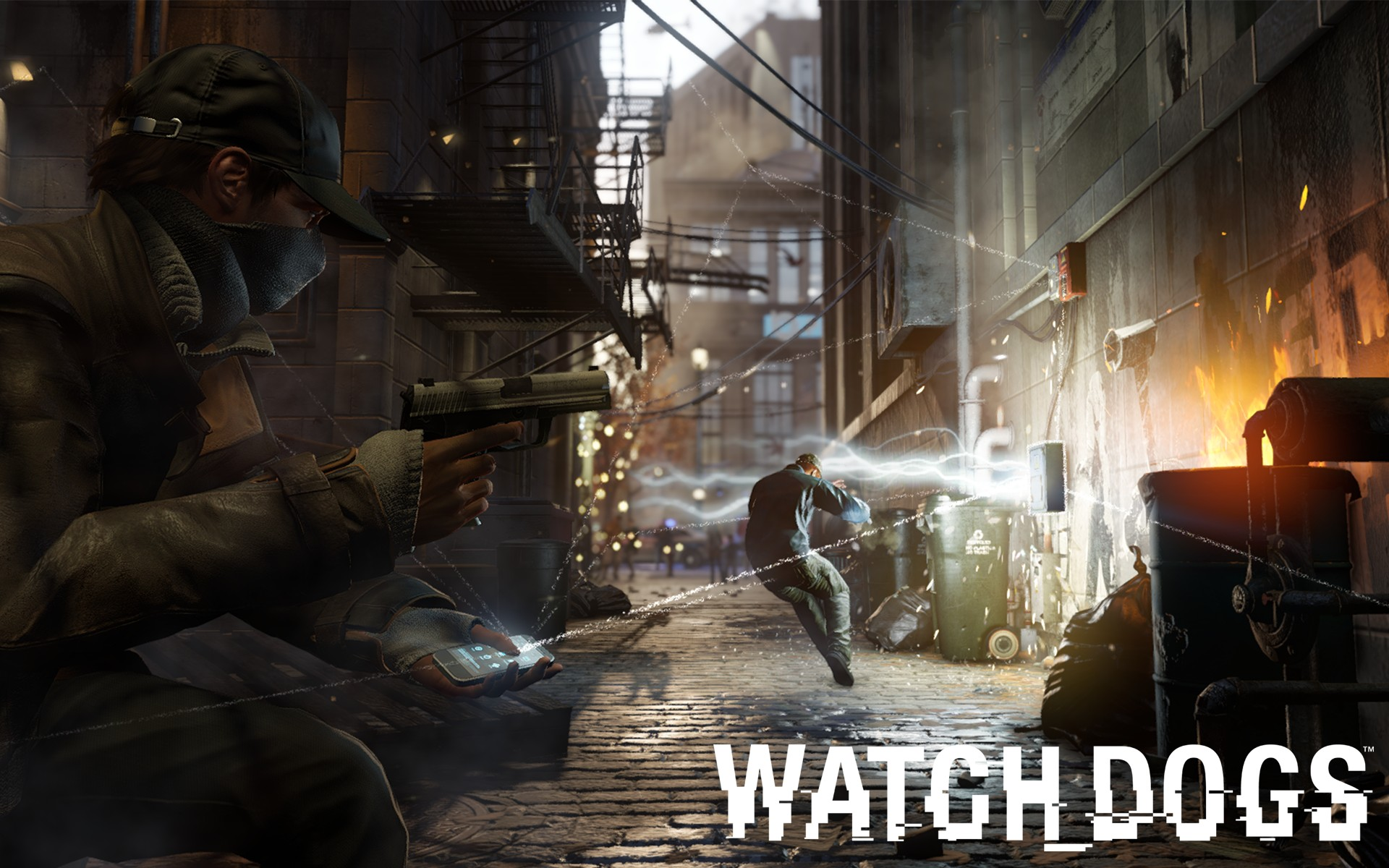 watch dogs live wallpaper - photo #10