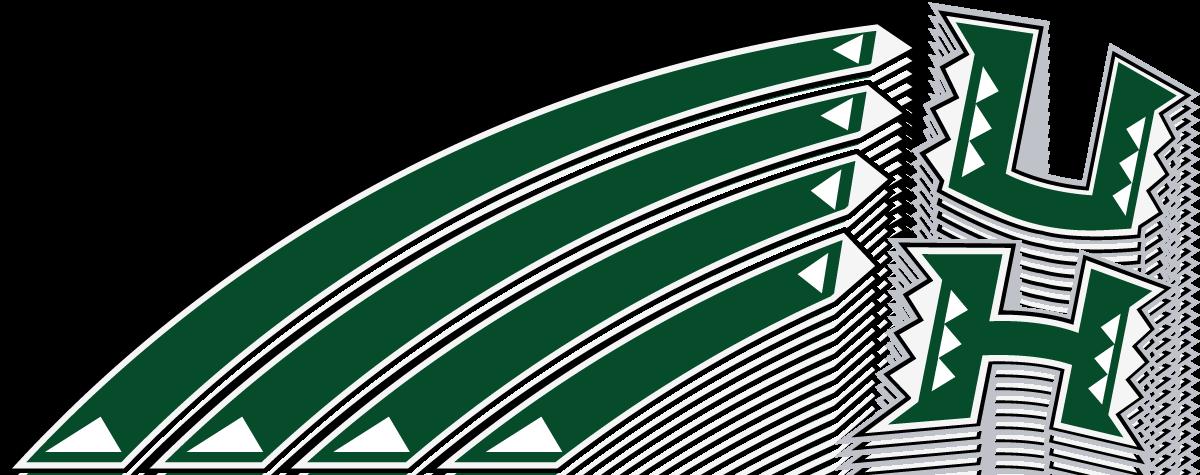 university of hawaii rainbows logo image search results 1200x475
