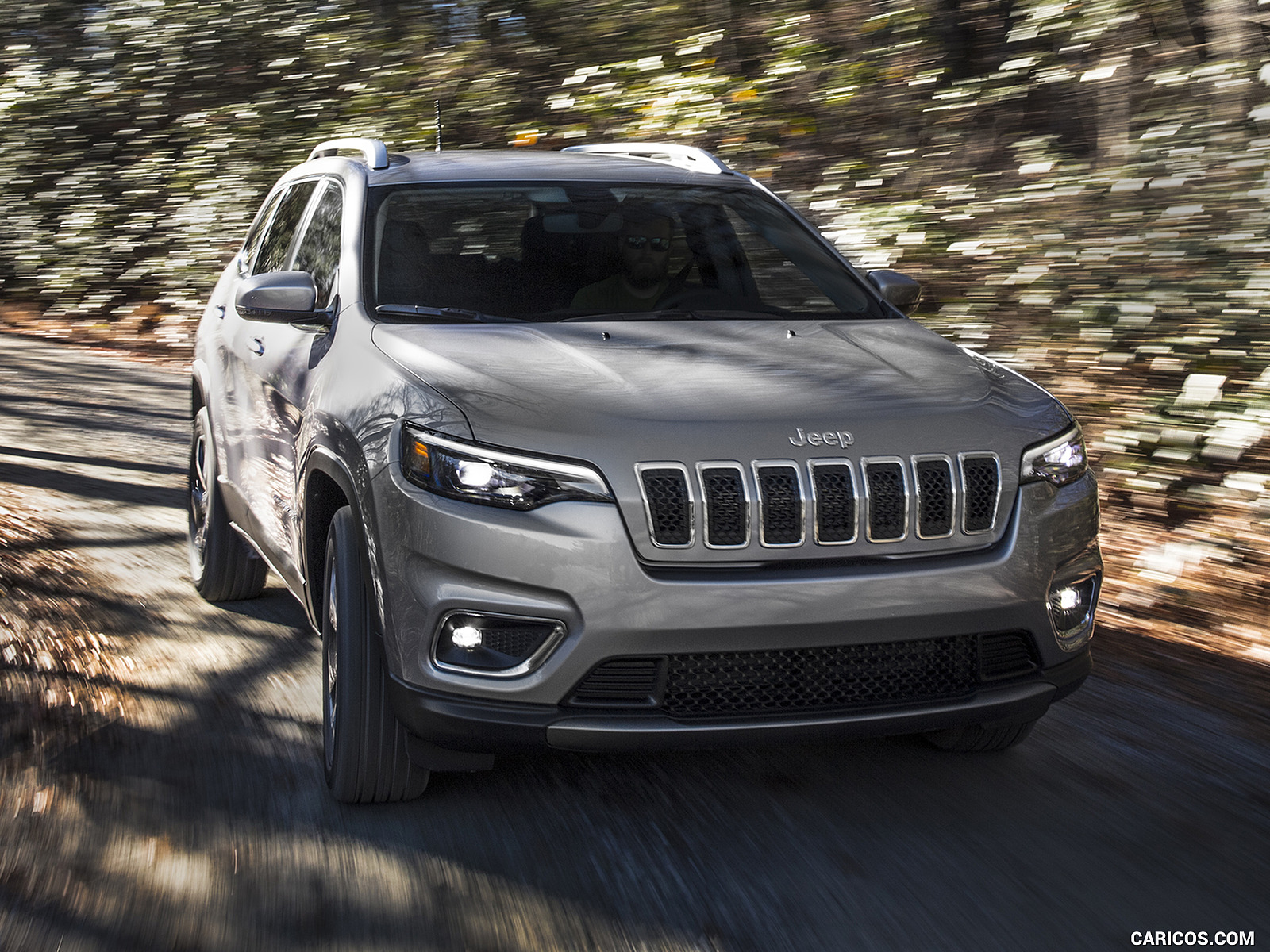 2019 Jeep Cherokee Limited   Front HD Wallpaper 68 1600x1200