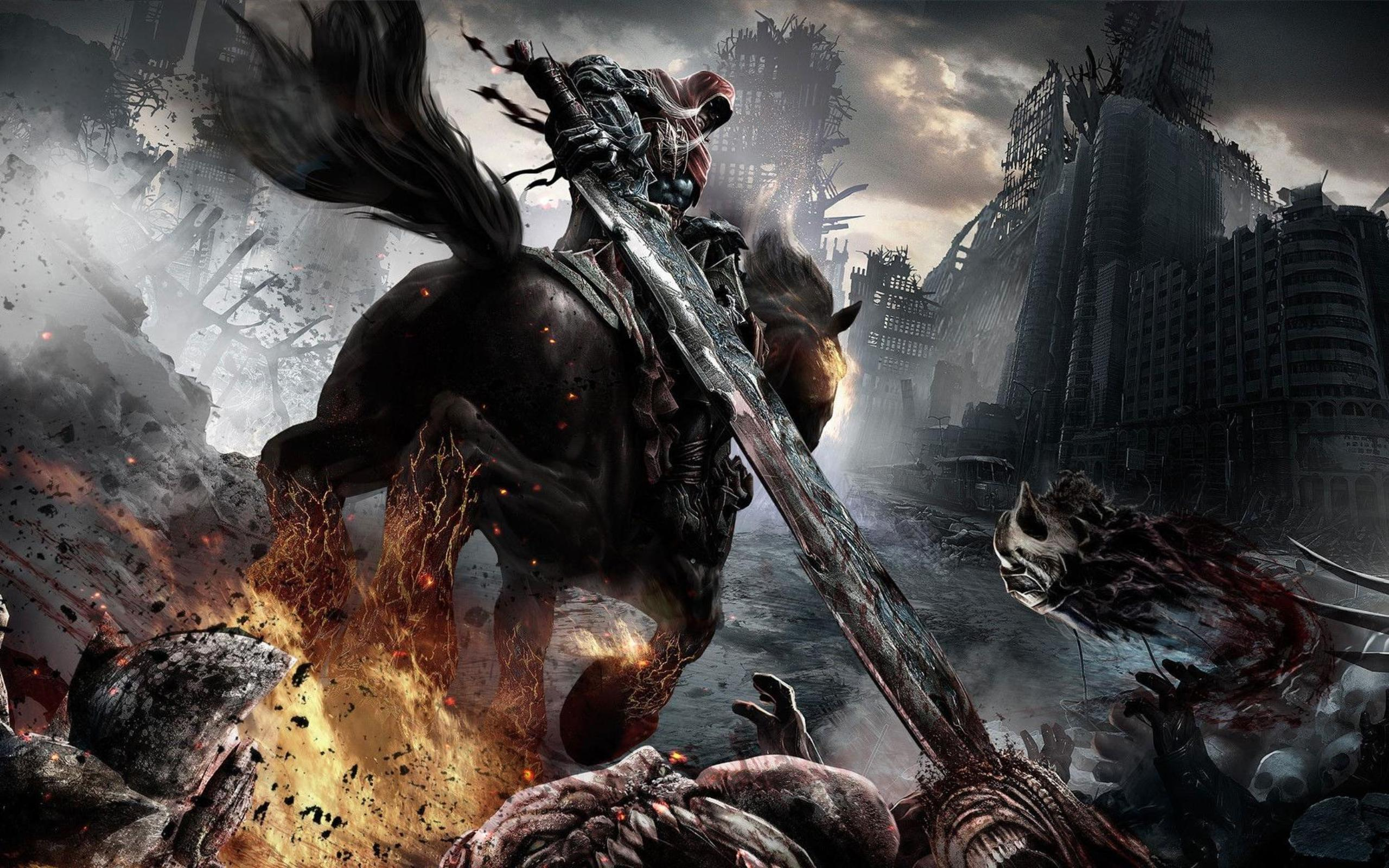 Video Games Wallpapers 2560x1600