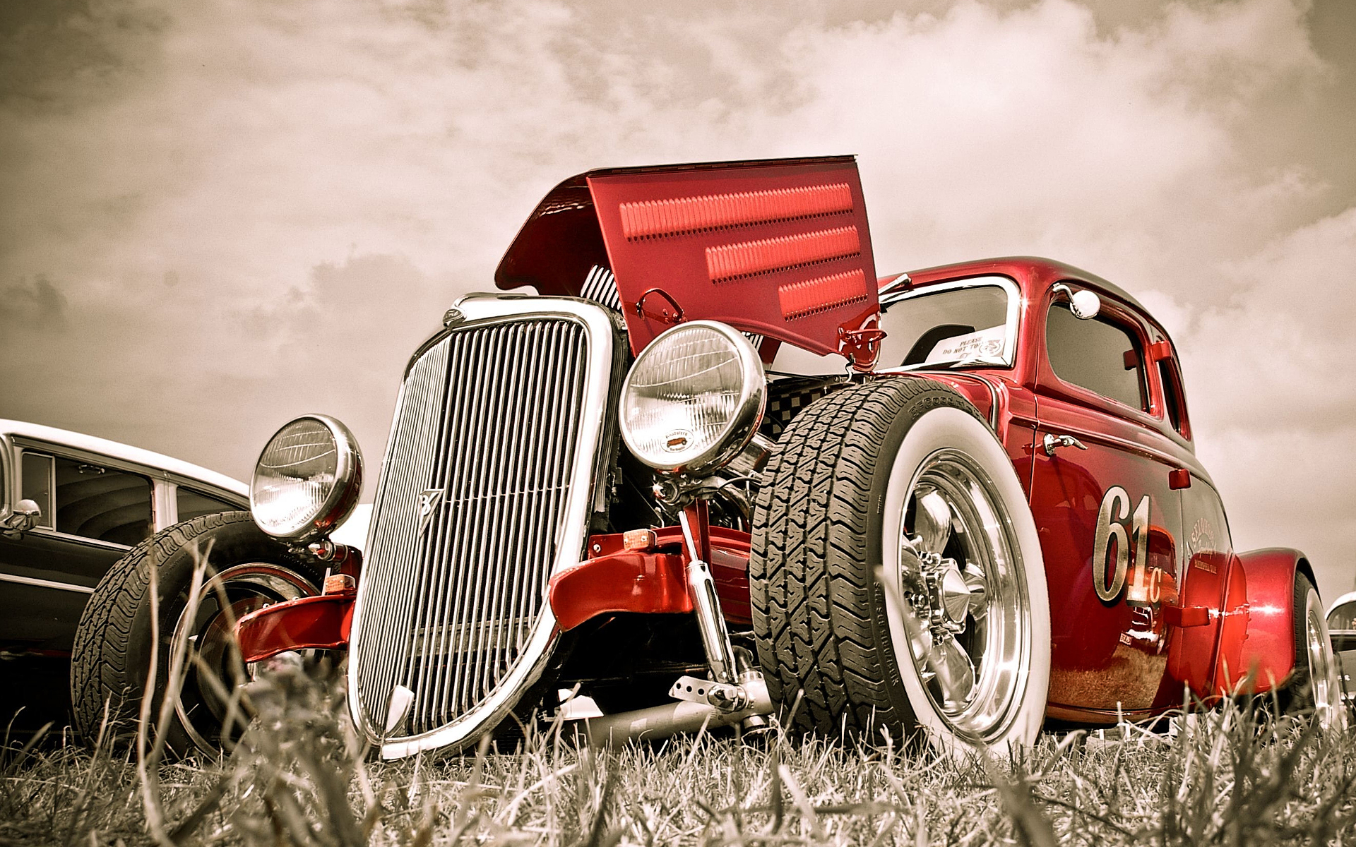 Hot Rod Wallpapers   A Link to the Past   MuscleDrive 1920x1200