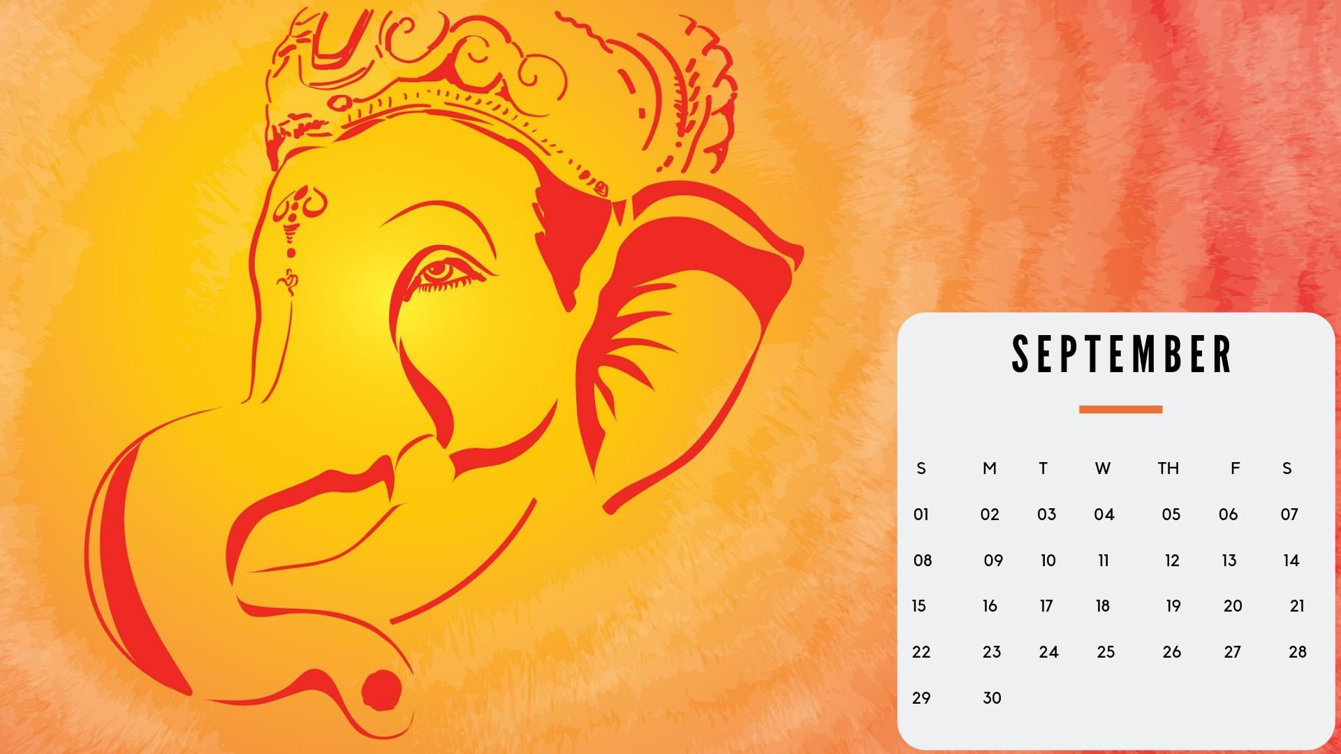 September 2019 Calendar Wallpaper   Album on Imgur 1920x1080