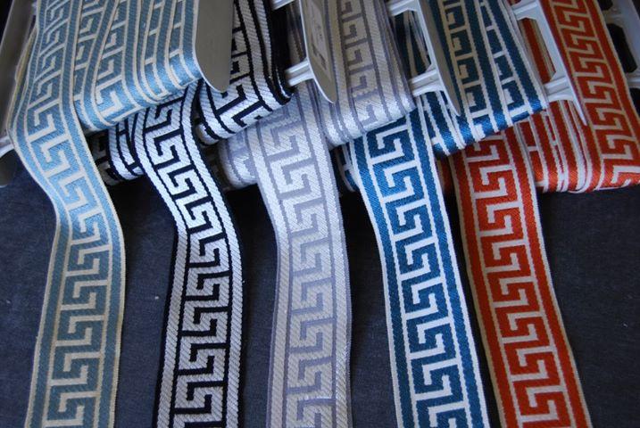 Greek Key Design Wallpaper Border jonathan adler wallpaper 717x480