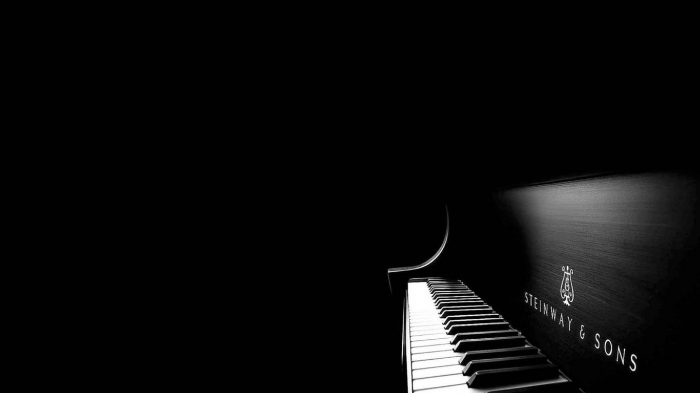 download 1366x768 Steinway Sons Piano desktop PC and Mac 1366x768