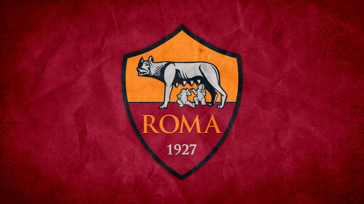 AS Roma Grunge Wallpaper by SyNDiKaTa NP 1191x670