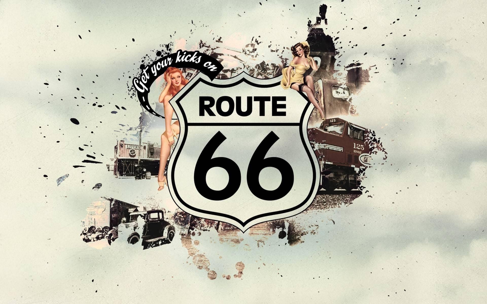 Route 66 19201200 Wallpaper 1673800 1920x1200