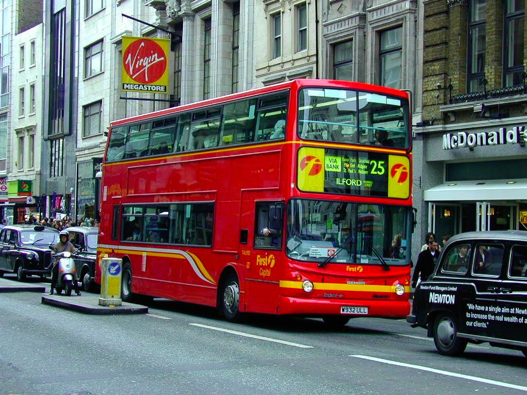 London Double Decker Bus 2 Wallpaper and Backgrounds 1024 x 768 1024x768