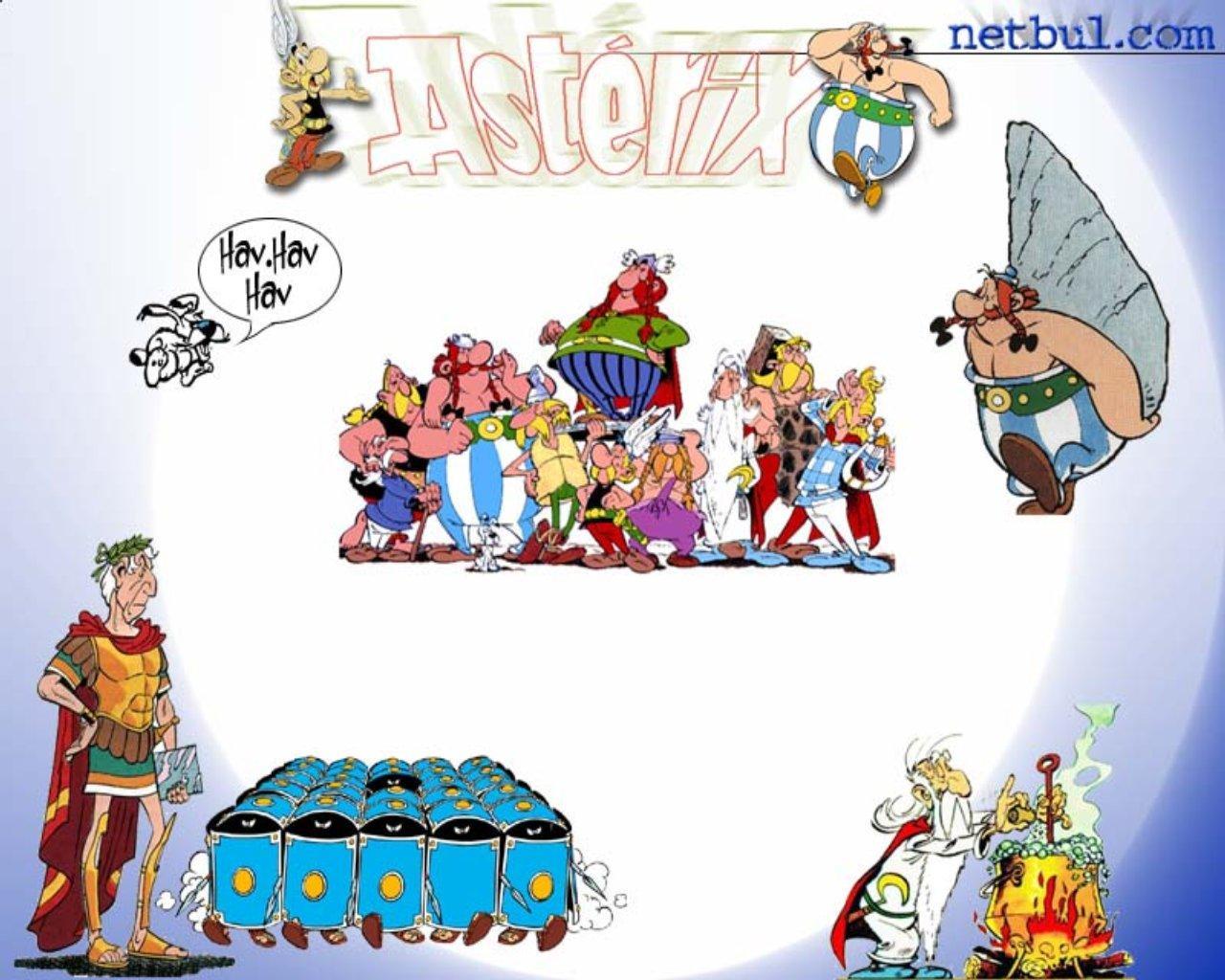 asterix code