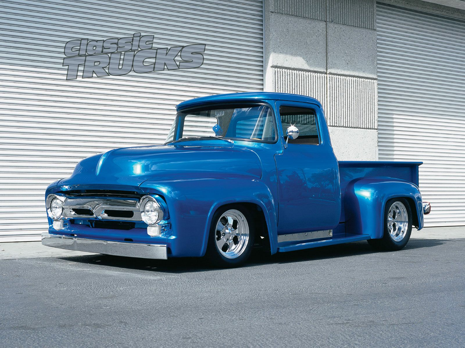 old ford trucks wallpaper wallpapersafari. Black Bedroom Furniture Sets. Home Design Ideas