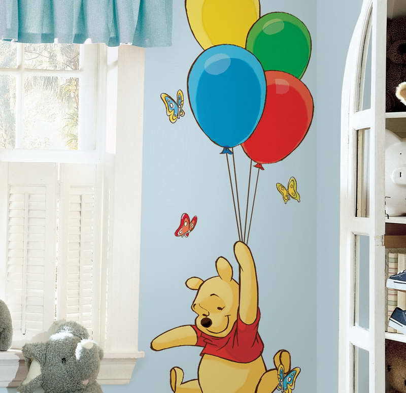 Use Childen S Room Wallpaper To Add Oodles Of Character: Wallpaper Kids Room