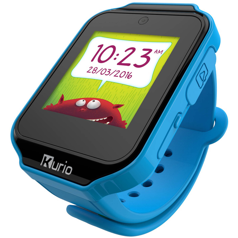 Kurio Smart Bluetooth Watch with Messaging Apps Games Tracker 1500x1500