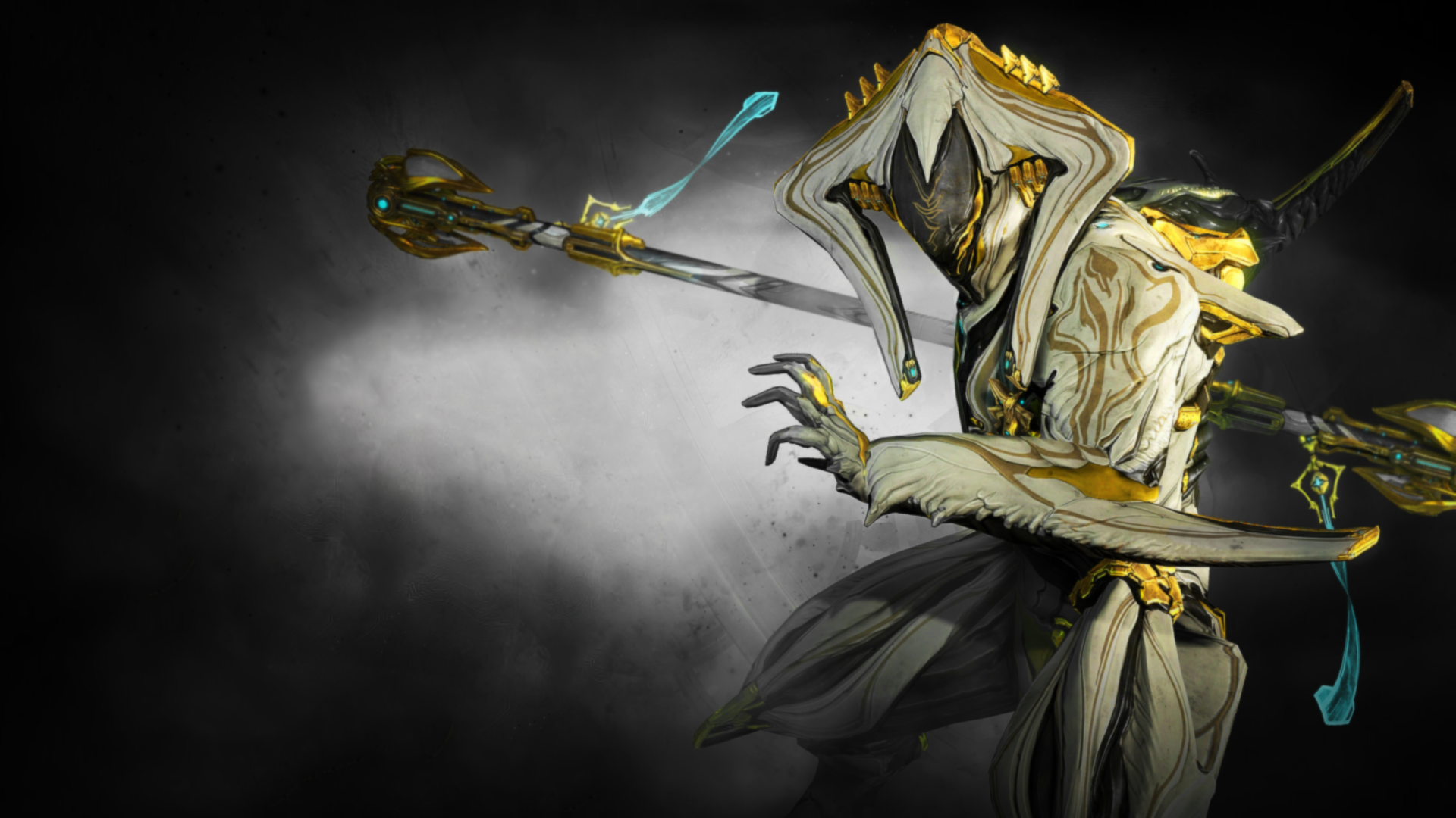 Loki Prime [WARFRAME] by Mbah1221 1920x1080