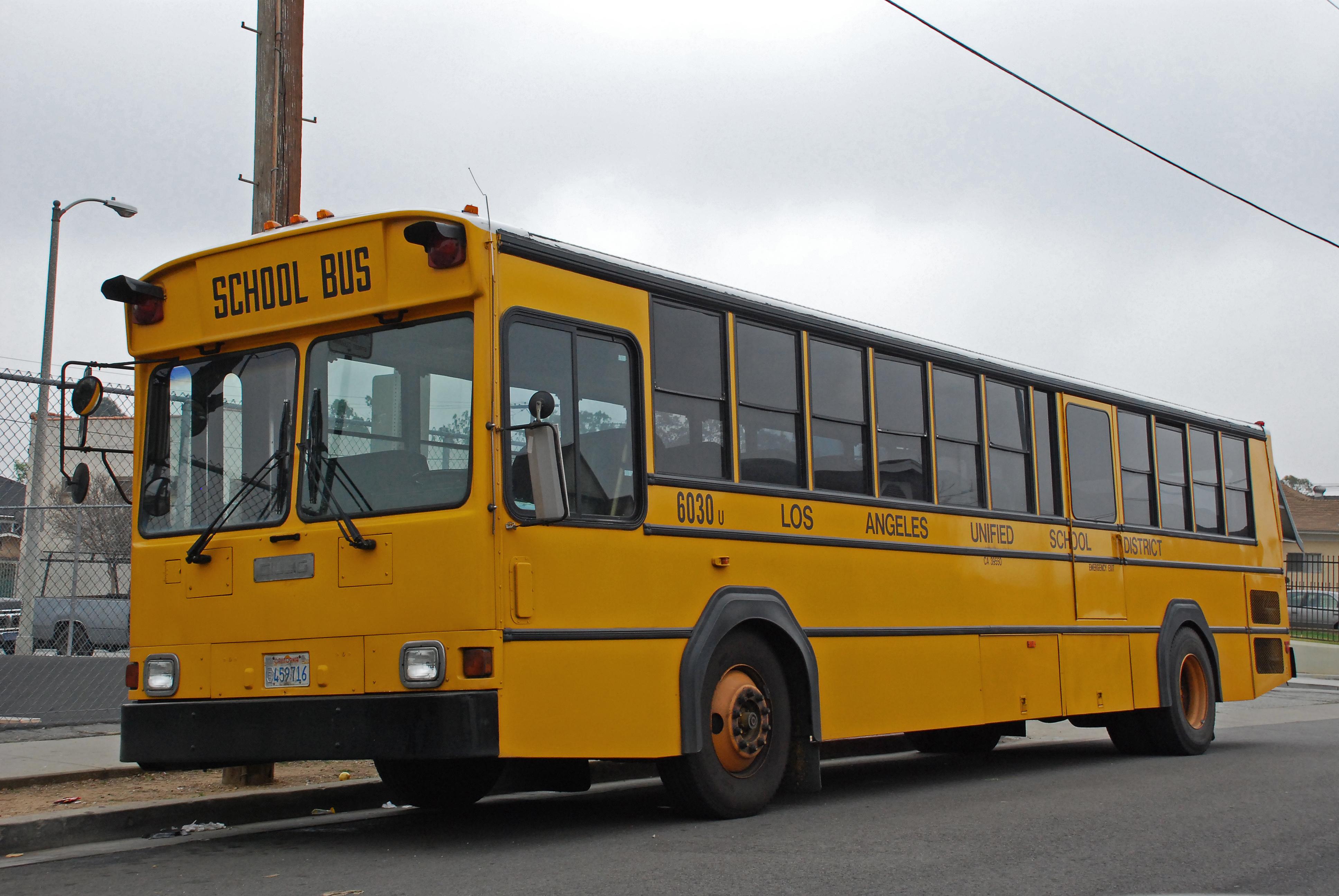 FileGillig Phantom School Bus LAUSDjpg   Wikimedia Commons 3872x2592