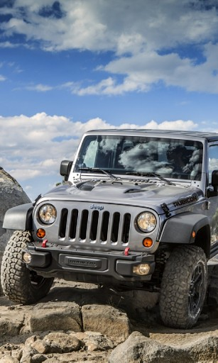 View bigger   Jeep Wrangler Live Wallpaper for Android screenshot 307x512