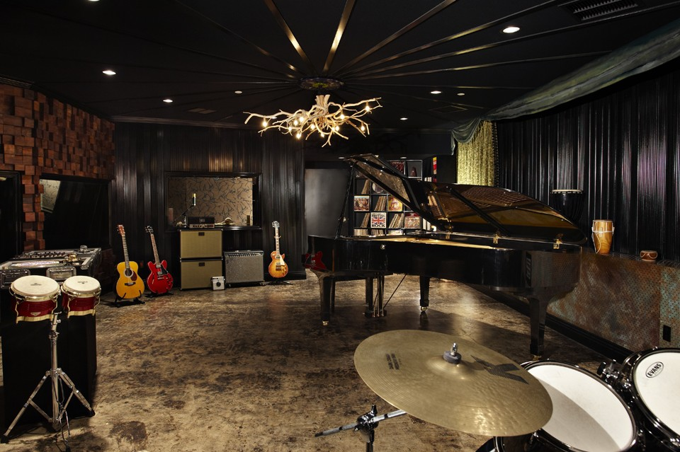 Pin Recording Studio Wallpaper From Hd Music Wallpapers 960x639