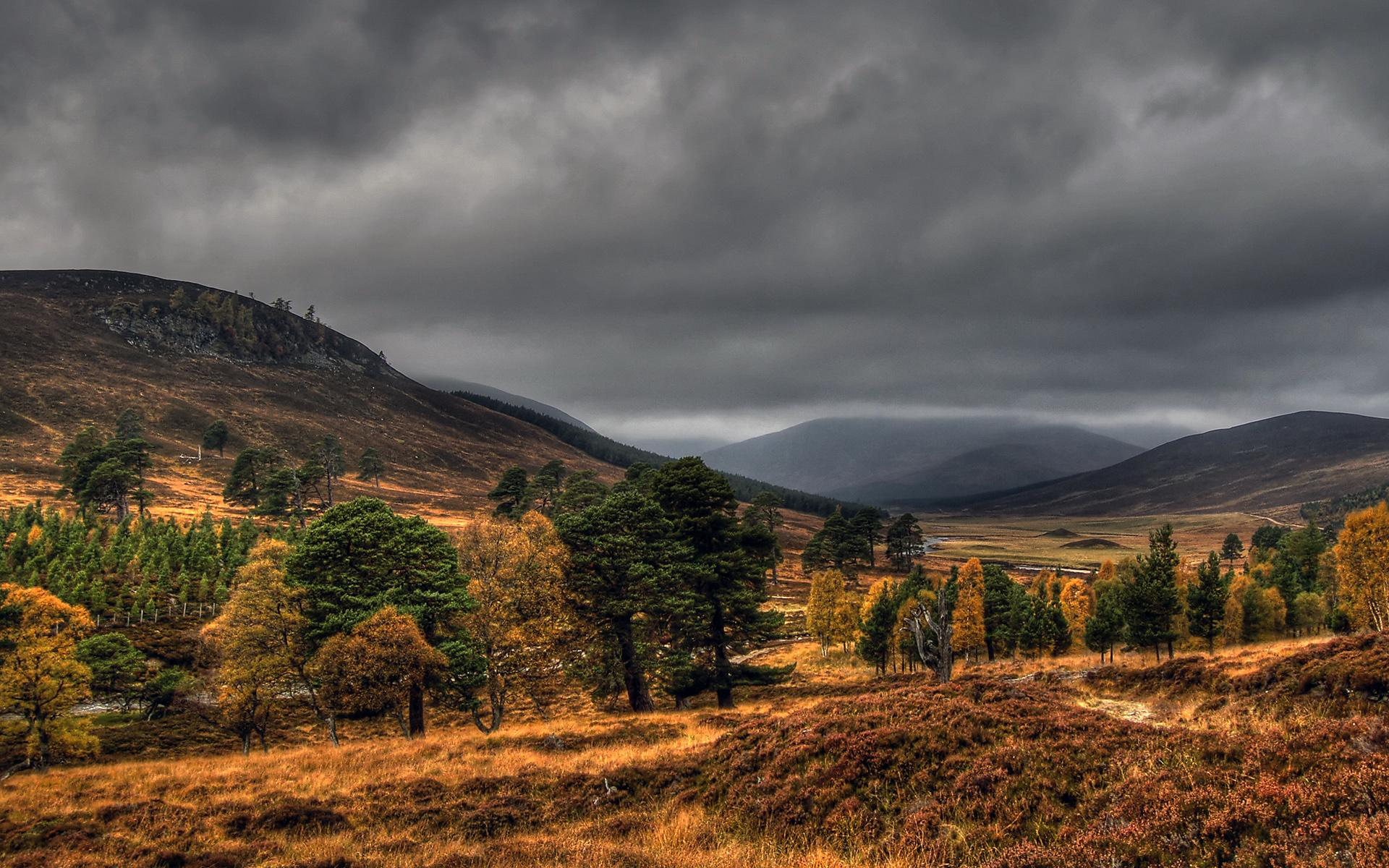 Spring In Scotland Wallpapers
