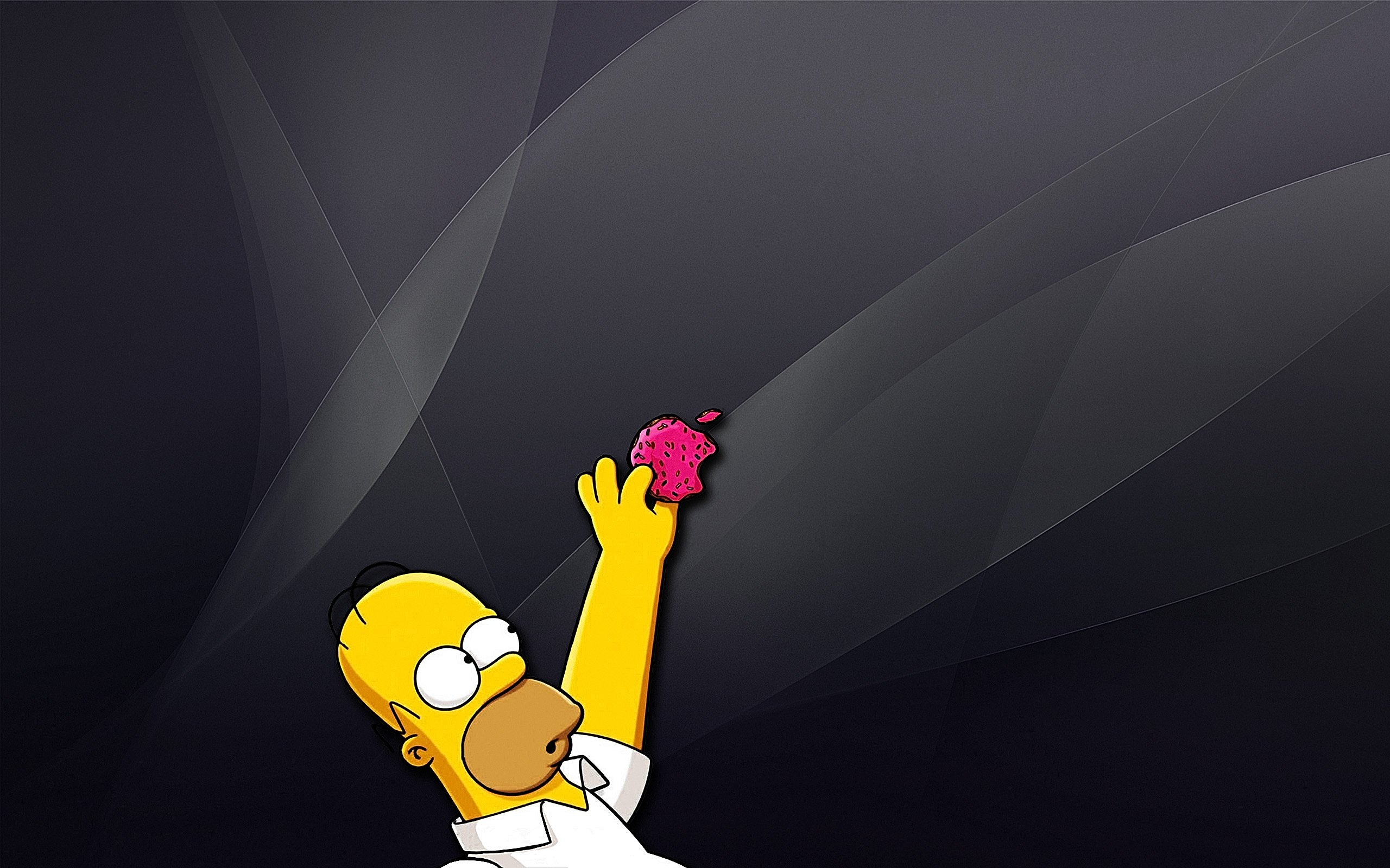 HD Simpsons Wallpapers 2560x1600