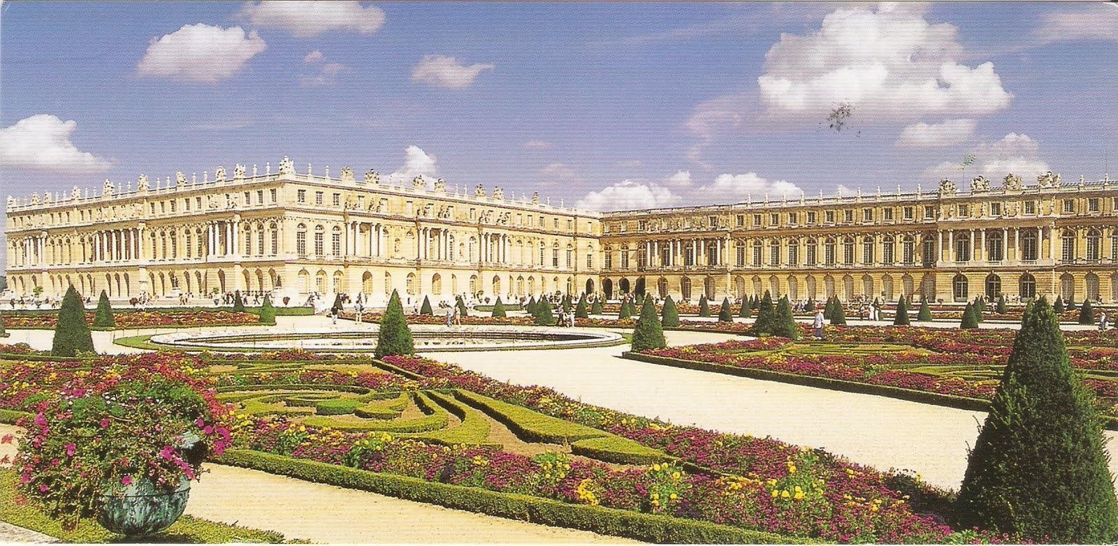 Palace of Versailles 6 HD Wallpaper Landmarks Wallpapers 1600x782