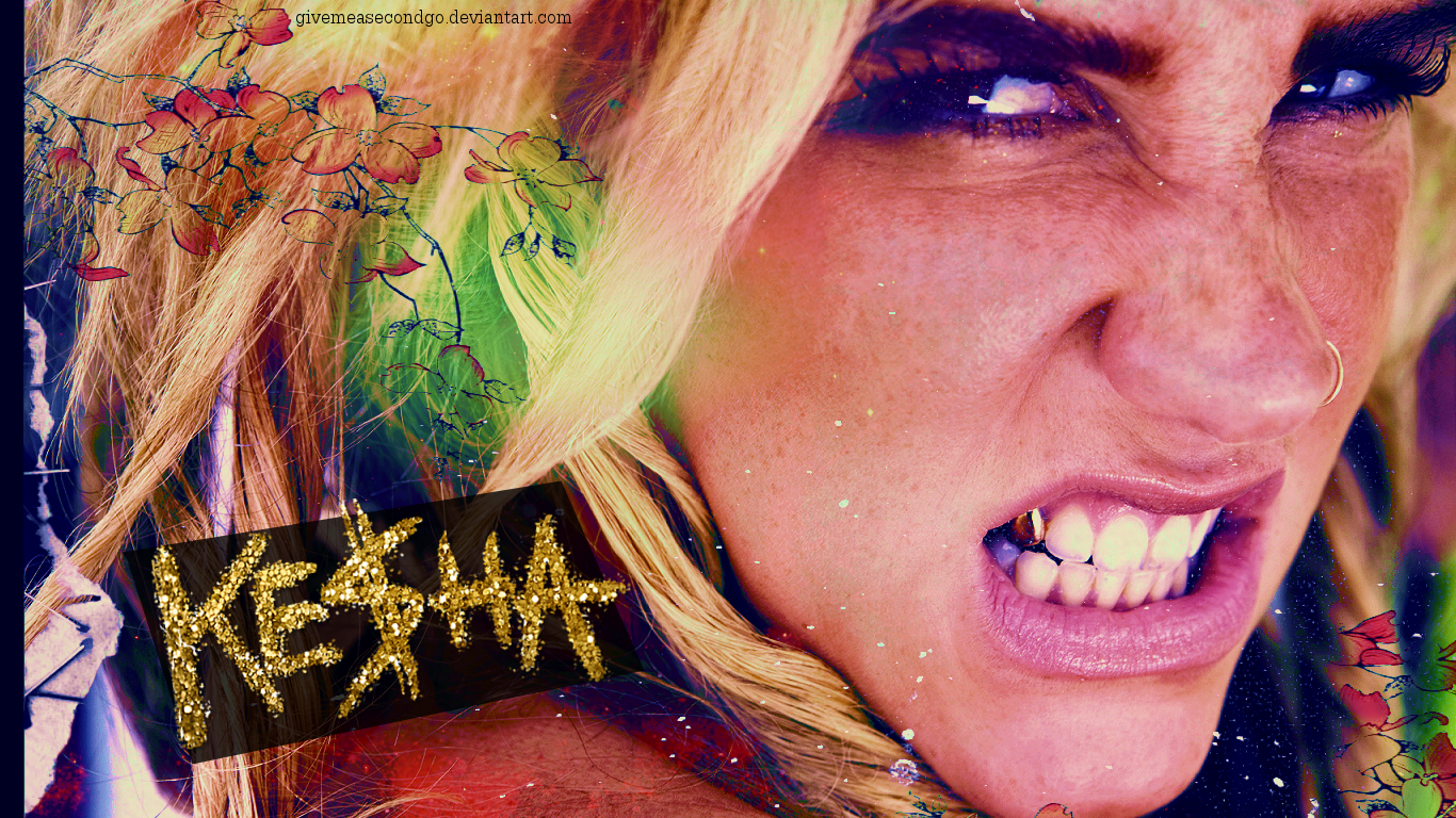 kesha wallpaper Page 3 1366x768