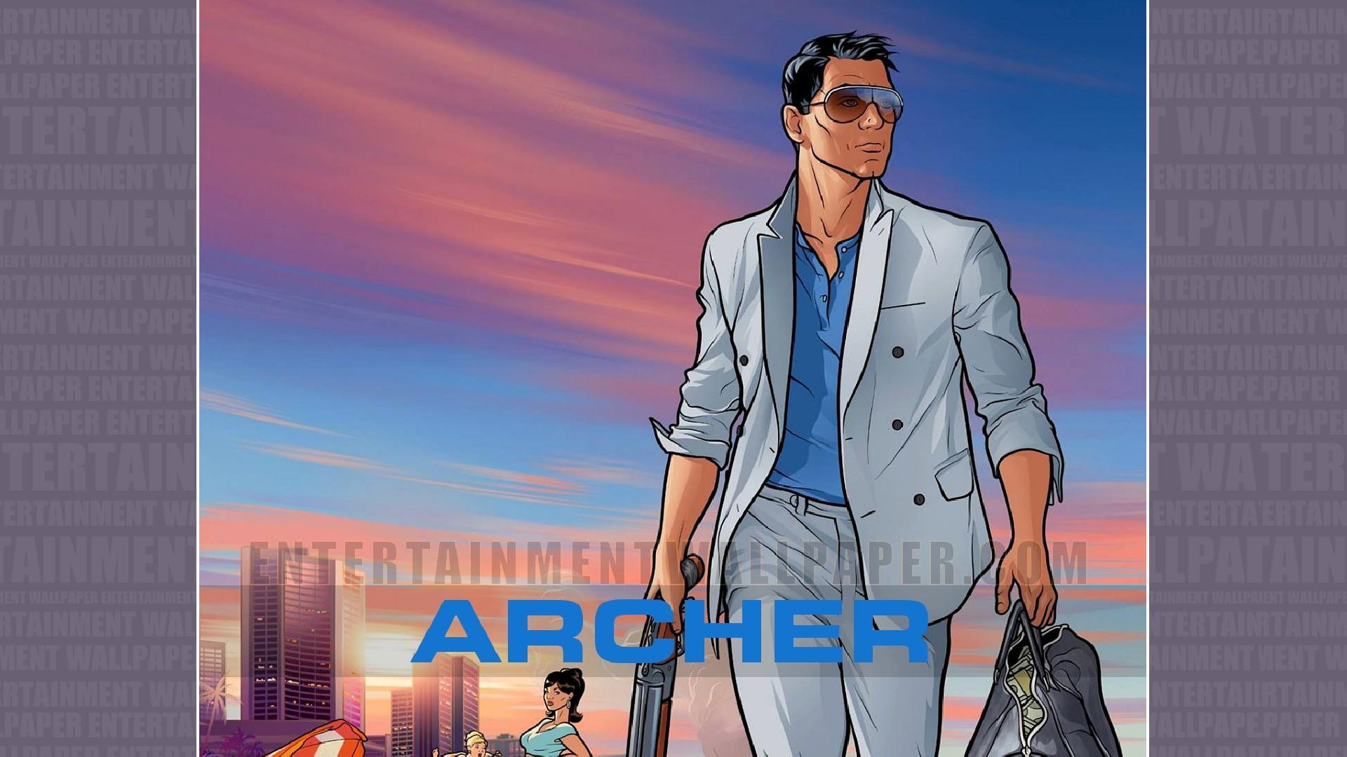 Archer TV Show Wallpaper - WallpaperSafari