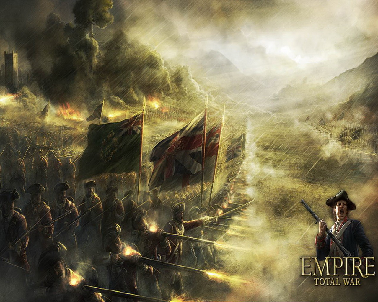 Empire Total War Desktop wallpapers 1280x1024 1280x1024