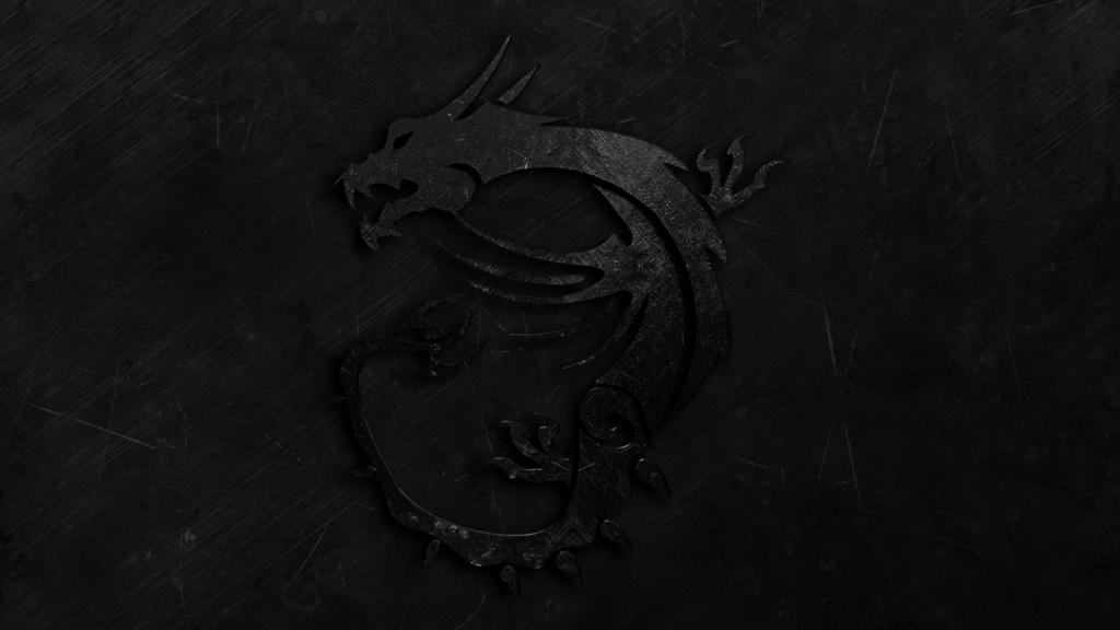 MSI Gaming Dragon Wallpaper by Xilent21 1024x576
