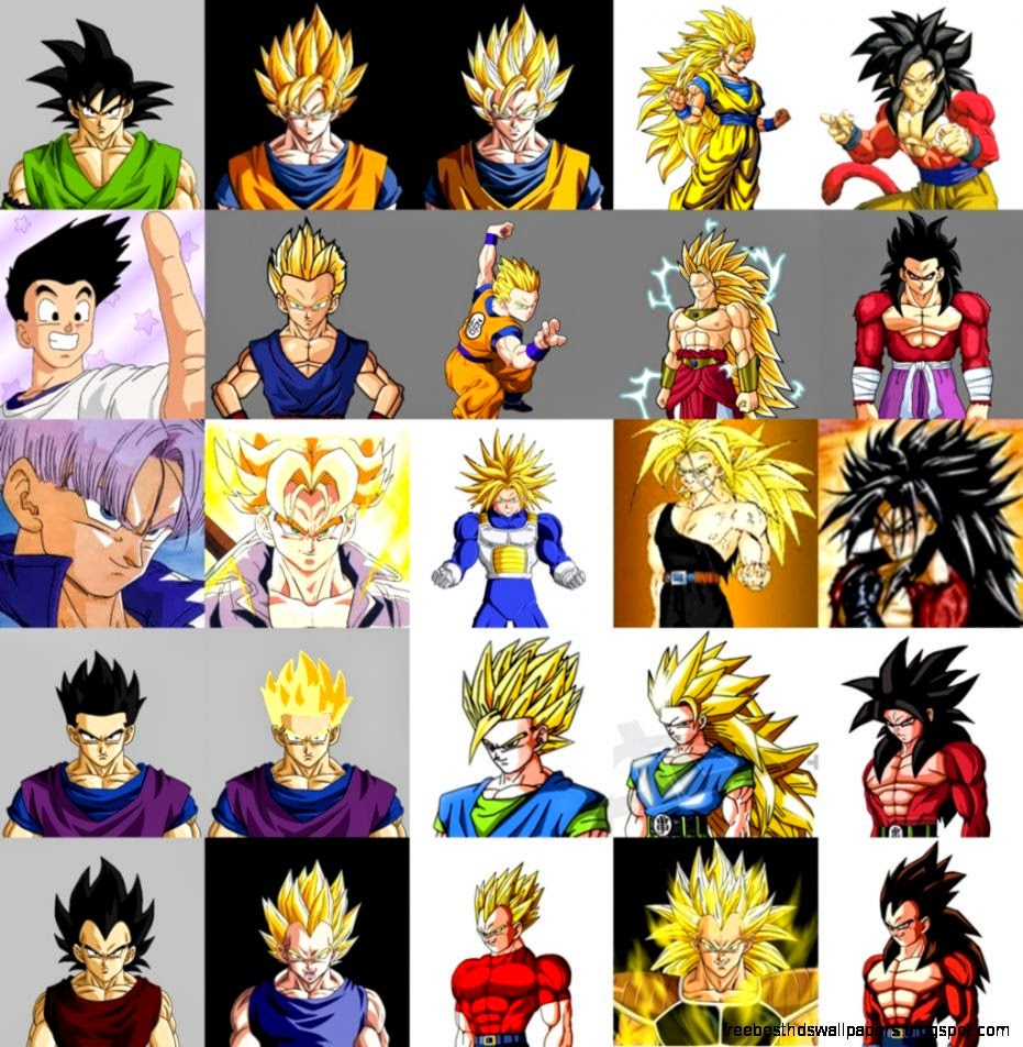 Dragon Ball Z Gt Videos Wallpaper Best Hd Wallpapers 931x952