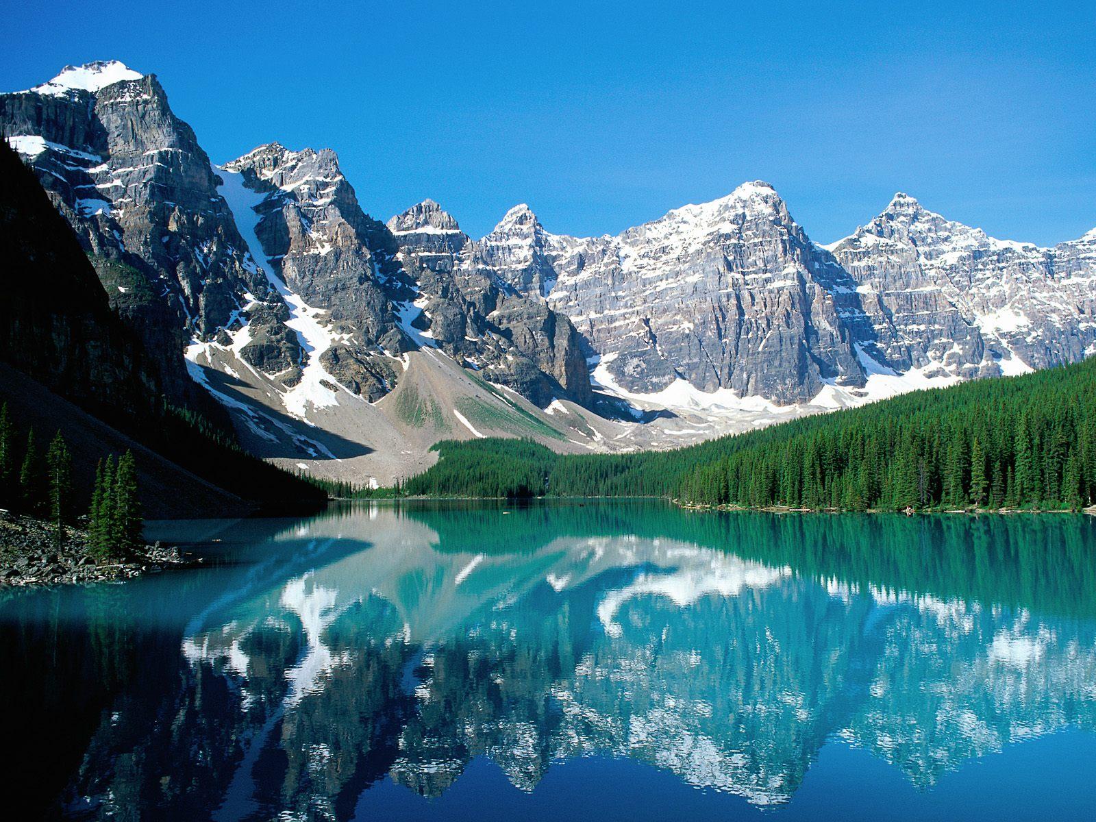 CANADA Parco Nazionale Banff Banff National Park 1600x1200