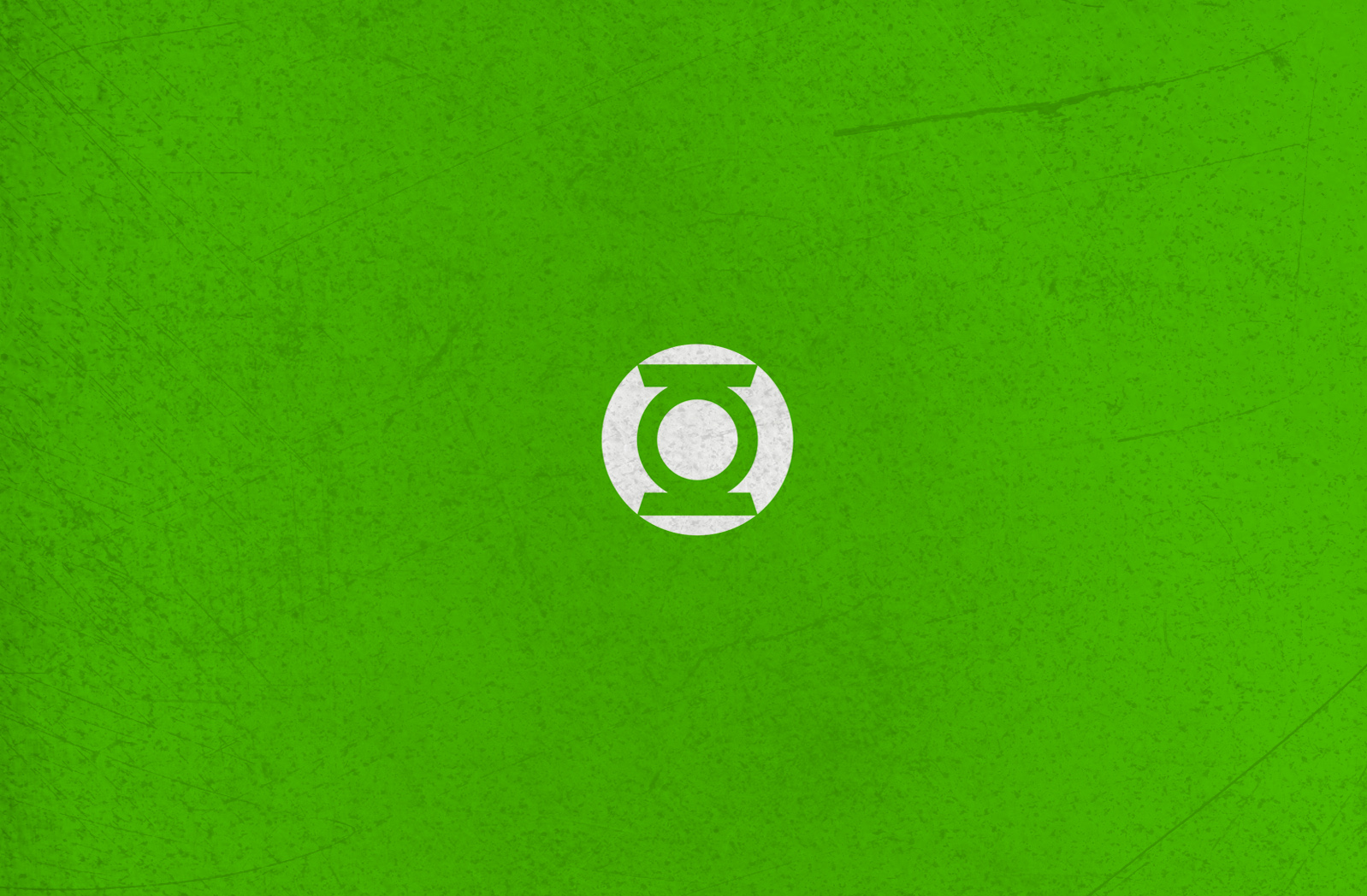 Green Lantern Comics Logo Minimal HD Wallpapers Download 1598x1048