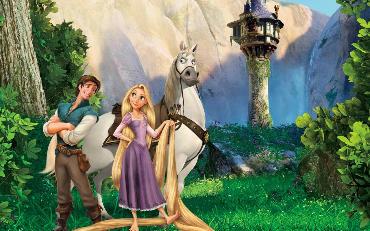 Tangled Rapunzel HD Wallpapers Download   Best Photos 1280x800