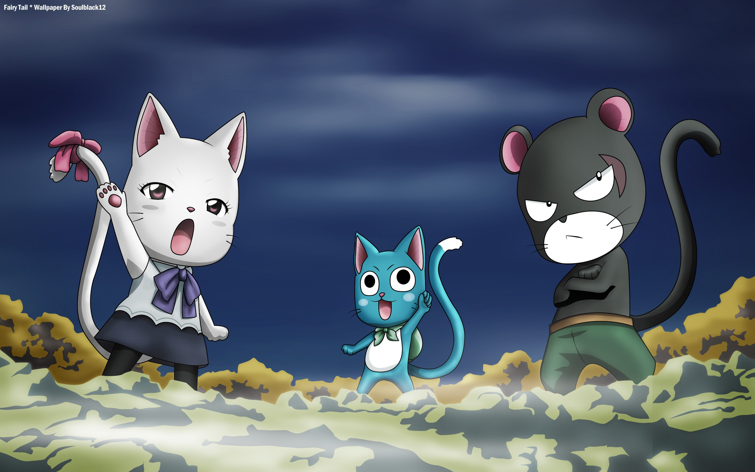 Wallpaper   Cats From Fairy Tale   2560x1600 Wallpaper   teahubio 2560x1600