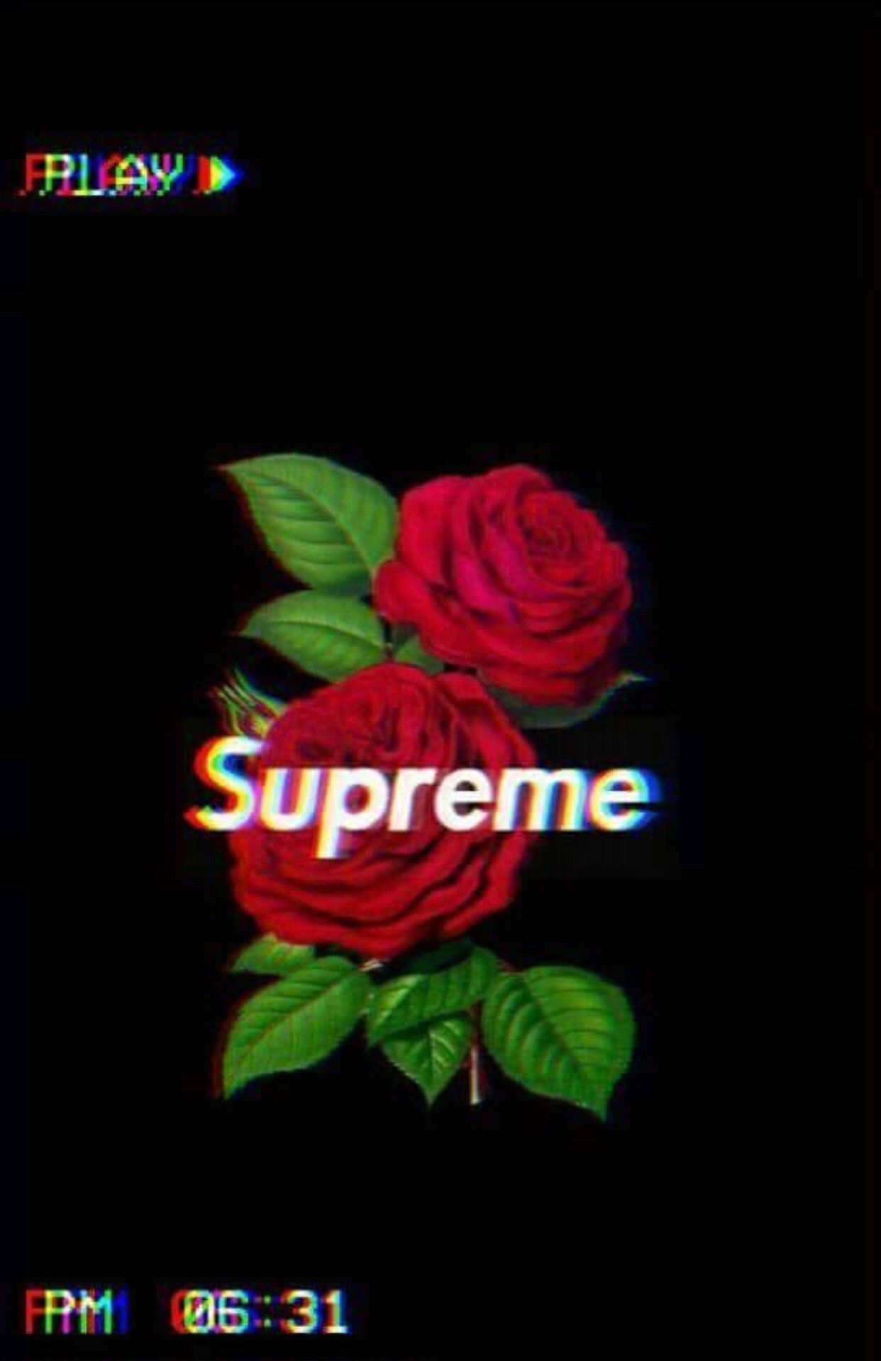 Follow me Buseakan supreme Hypebeast wallpaper Supreme 1242x1918