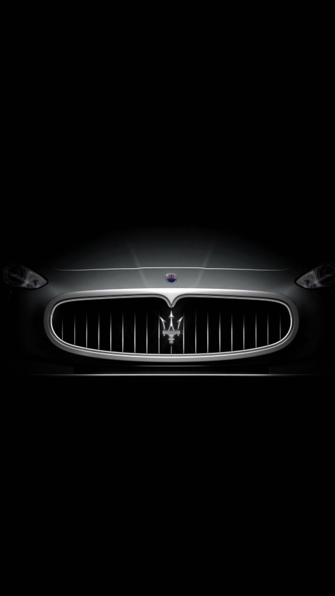 64 Maserati Logo Wallpapers on WallpaperPlay 1080x1920