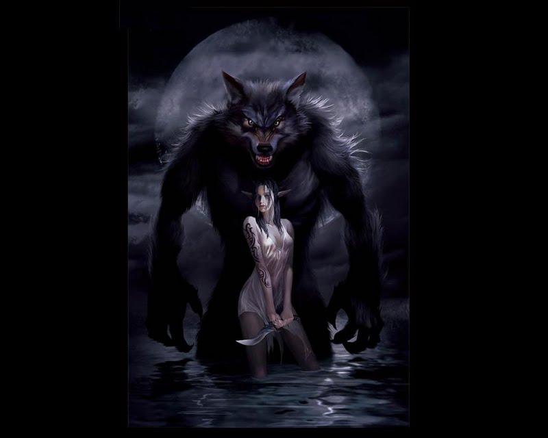 Of The Werewolf desktoplaptop wallpaper Listed in werewolf category 800x640