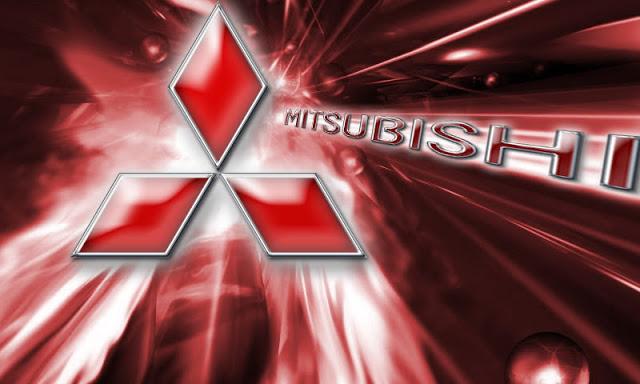 Free download 3d mitsubishi emblem badge logo sticker decal