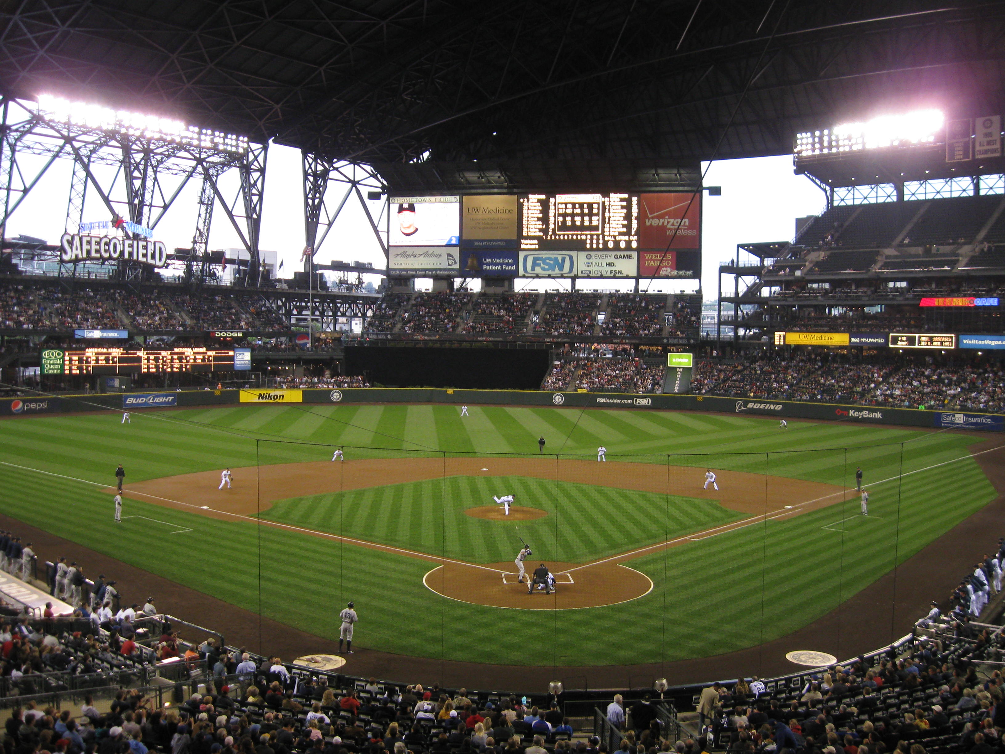 Free Download The Ultimate Seattle Mariners Wallpaper Collection