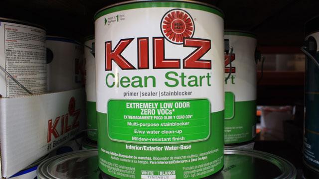 Kilz Clean Start Paint Primer Todays Homeowner 640x360