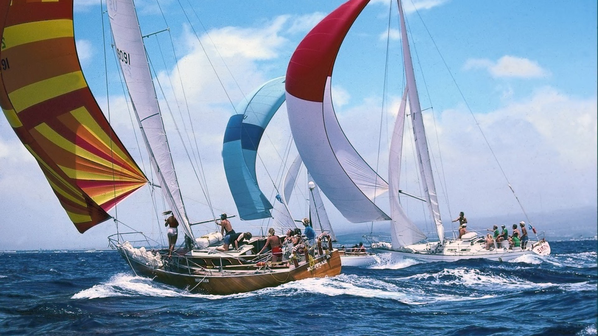 hungry for sailboat wallpaper - photo #49